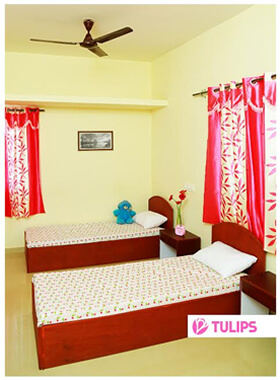 Womens Hostel Rooms, Beds