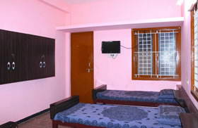 Tulips Ladies Hostel Facilities Coimbatore